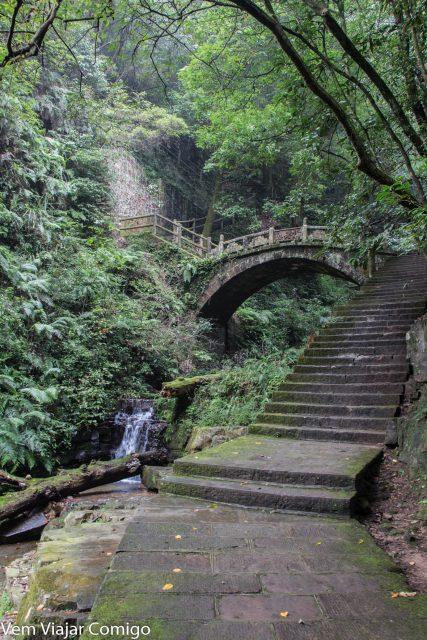 Resultado de imagem para parque nacional de Zhangjiajie