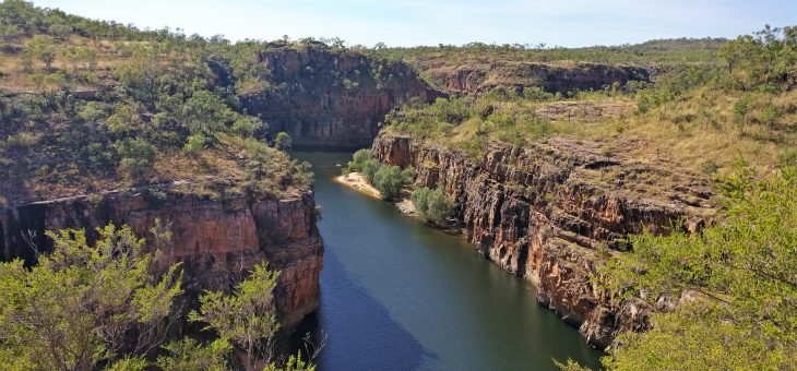 Perth a Darwin em 24 dias